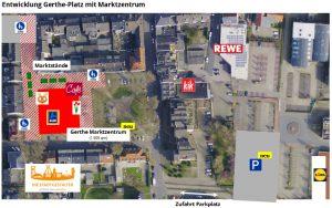 gehrte marktzentrum plan