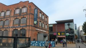 Science-Center Manchester (Museum of Science and Industry)
