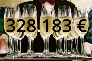 Ohne Genehmigung: BoSy geben 0,33 Mio für Eröffnungsfeierlichkeiten aus