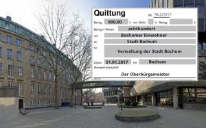 Bochumer Bürokratie wächst ungebremst