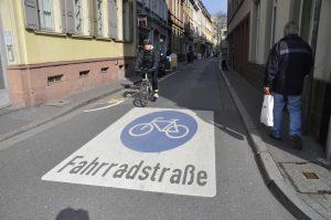 Fahrradstraßen für Bochum
