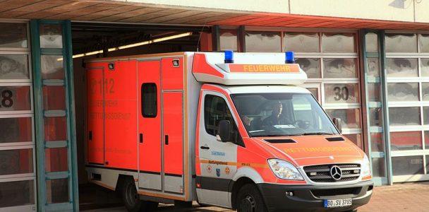 Vierte Feuerwache für Bochum