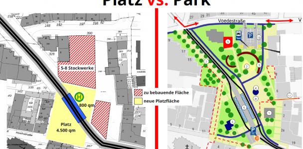 August-Bebel-Platz vs. August-Bebel-Park