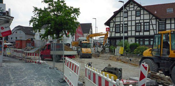 Mehr Baustellen für Bochum