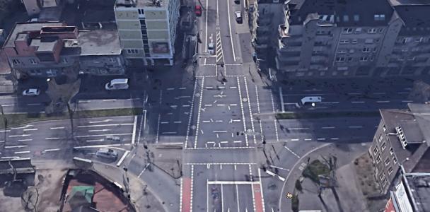 Für bessere Fußwege zur Innenstadt