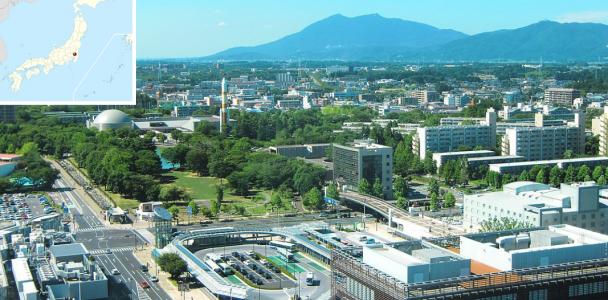 Städtepartnerschaft Bochum - Tsukuba