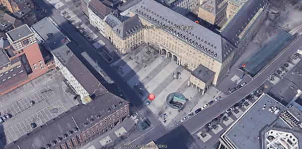 Rathausplatz zum Aushängeschild machen