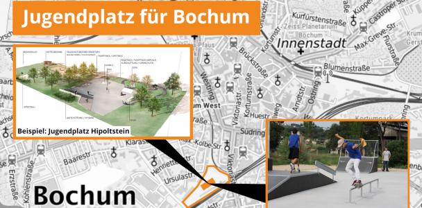 Ein Jugendplatz für Bochum