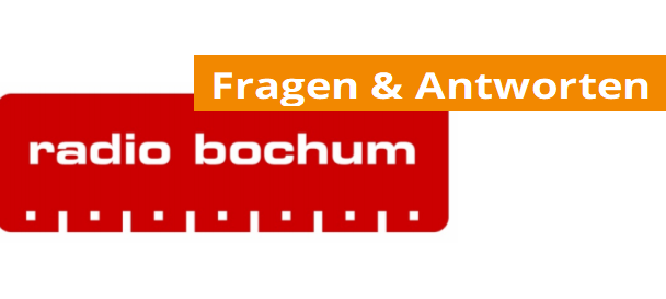 Fragen von Radio Bochum
