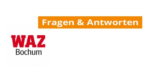 Fragen der WAZ an unseren OB-Kandidaten, Volker Steude
