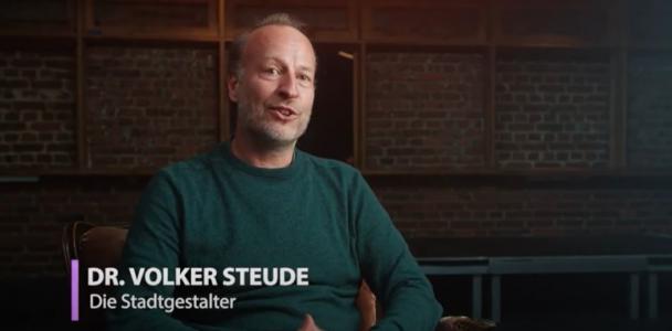 OB-Kandidat Volker Steude beantwortet die Fragen von Network44