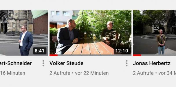 3 STADTGESTALTER beim Speeddating der Wirtschaftsjunioren Mittleres Ruhrgebiet