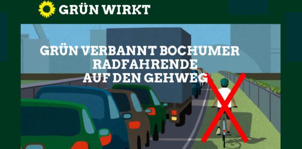 Grüne bleiben in Bochum Autopartei
