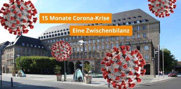 Wie kam die Stadt Bochum bisher durch die Corona–Krise?