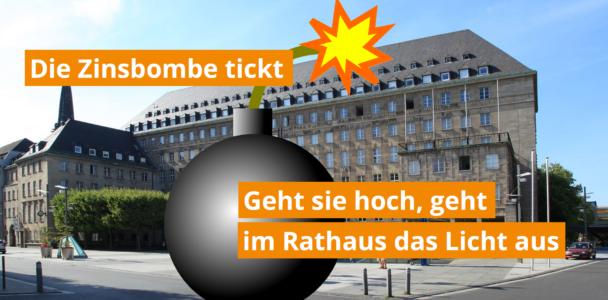 Bochum die Zombiestadt? Die tickende Zeitbombe im Rathauskeller